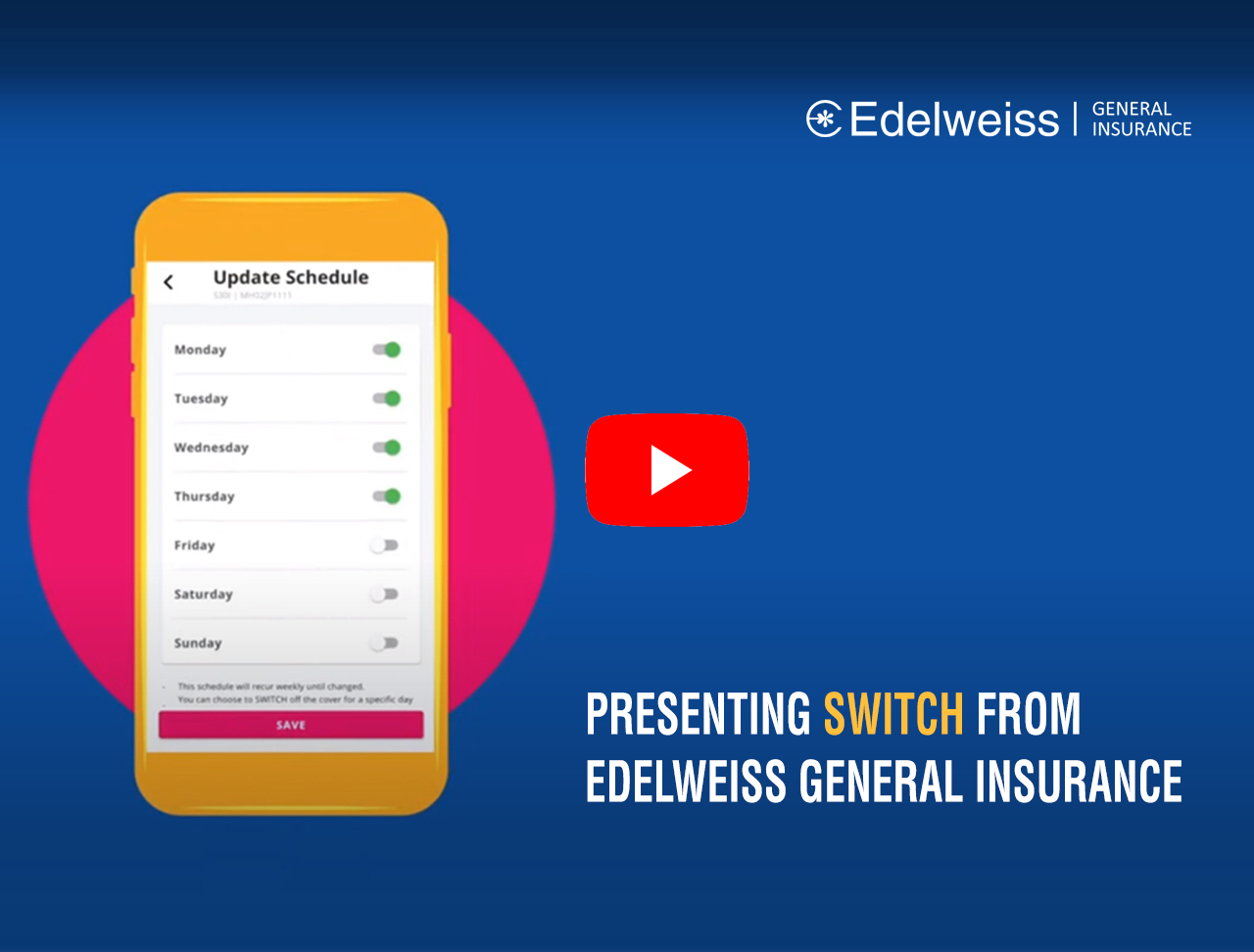 Edelweiss Switch Motor Insurance
