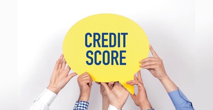 credit score1