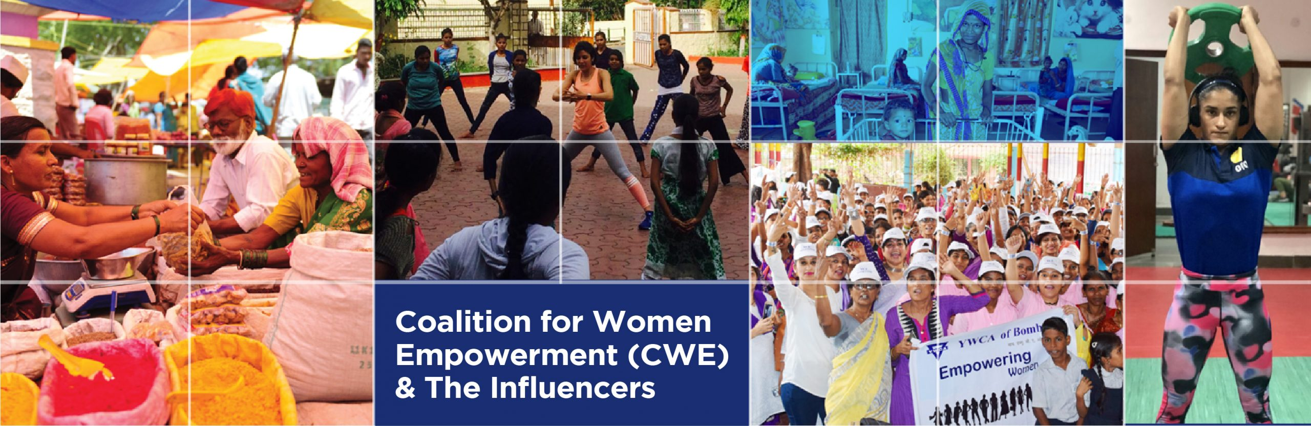 Coalition for Women Empowerment (CWE) & The Influencers Banner_Hi-Res